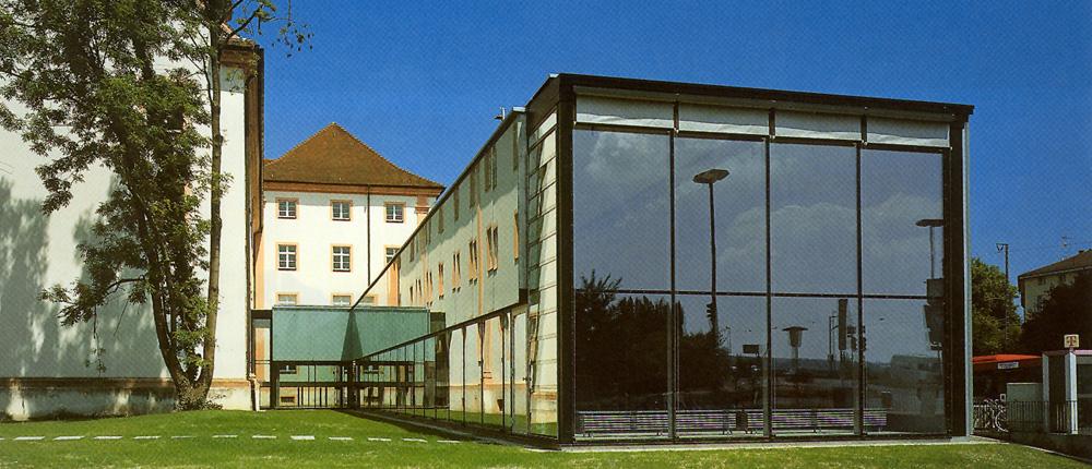 Architekten Konstanz pfeil architekten stuttgarter architektenbüro landesmuseum konstanz